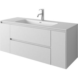 Wholesale Furniture Stands - 1200mm Bathroom Furniture Free Standing vanity Stone Solid Surface Blum Drawer Cloakroom Wall Hung Cabinet Storage 2243