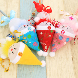 pastel de muñeco de nieve Rebajas Productos de Navidad regalos de los niños decoraciones de Navidad regalos festival al por mayor con la lámpara muñeco de nieve luminoso stick la muñeca