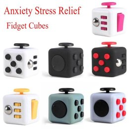Wholesale Ball Dices - Fidget Cube Anti-Stress Anti-anxiety and Depression Ball Toys for Children, Teens, Student and Adults [Easy Carrying] Active Dice Stress Rel