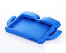 Wholesale eva ipad - Shockproof EVA Plastic Foam Case Cover Kids Stand Design For Ipad 1 2 3 4 Air 2 pro 9.7 ipad mini Galaxy TAB 7.0 10.1 1PC LOT