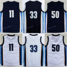 Wholesale Shirt Sound - Discount 2017 33 Marc Gasol Jersey 1970 Sounds Red Navy Blue White Throwback 50 Zach Randolph Shirt Uniform 11 Mike Conley High Quality