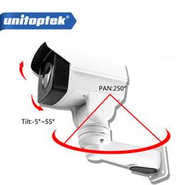 Wholesale Hd Outdoor Security Cameras Ptz - Waterproof CCTV Security HD 1080P Outdoor 2MP Mini Bullet HDCVI PTZ Camera,4Pcs Array Leds IR 30m,Support Coaxial Control