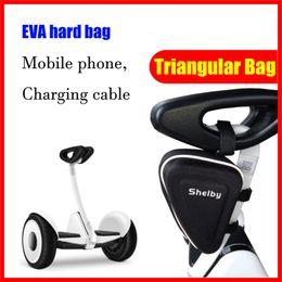 EVA sac dur suspendu triangulaire sac pour xiaomi mini ou mini pro balance auto scooter ninebot 9 auto balance sac scooter ? partir de fabricateur