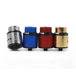 Wholesale Rda Atomizer Dripping - Newest 528 Goon Lost Art Edition Goon RDA Clone Atomizer 24mm goon lostart with Wide Bore drip tip fit 18650 Battery mods