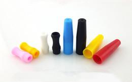 cartomizer für e zigarette Rabatt Einweg silikon mundstück test tropfspitzen abdeckung für dicke ölpatrone ce3 knospe touch pen tank g2 92a4 glas zerstäuber vape pen