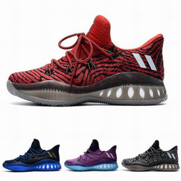Wholesale Aw Fashion - Fashion Crazy Explosive New J Wall 3 Boots Men Shoes Low Ball Buy Basket Man Prime-Knit Andrew Wiggins PE AW Sneakers