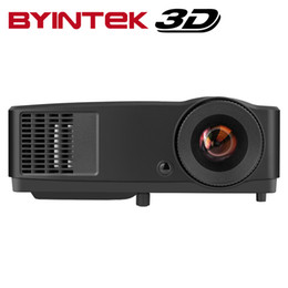3d proiettore video dlp casa Sconti Proiettore commercio all'ingrosso BD506 Full HD 1080P 300inch 5000 ANSI Home Theater Video VGA digitale 3D 3D DLP Proyector Per l'aula scolastica