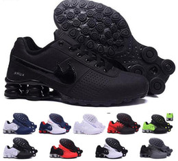 Wholesale Branded Sneakers Sale - cheap shox shoes deliver NZ R4 809 men running shoes brand for basketball sneakers sports jogging trainers best sale online discount store