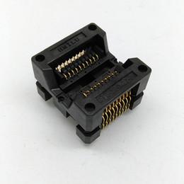 Wholesale Ic Socket Adapters - SOP20 Adapter Socket IC SOIC20 SOP16 SOP20 IC programmer socke 20PIN 1.27mm Pitch