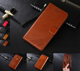 Wholesale Xiaomi Holster - XIAOMI 5S 5S PLUS wallet type mobile phone holster,The luxurious clamshell mobile phone sets, XIAOMI special tpu protective sleeve