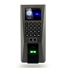 Control de acceso tcp ip puerta online-Lector de huellas dactilares biométrico, control de acceso independiente, sistema de control de acceso a la puerta con TCP / IP USB y software libre