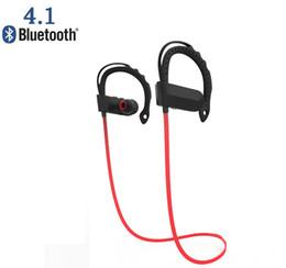 Q12 спортивные наушники, NewBull беспроводная связь Bluetooth 4.1 Sweatproof шумоподавления наушники с микрофоном для iPhone Samsung и LG ПК (Красный) от Поставщики красный lg bluetooth наушники