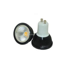 Wholesale E27 12w Cob - Cree LED Spotlight 6W 9W 12W GU10 E27 E26 MR16 GU5.3 LED Bulb dimmable AC85-265V DC 12V LED COB Spotlights Free shipping