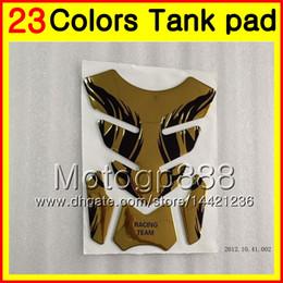 Wholesale Rgv Vj22 - 23Colors 3D Carbon Fiber Gas Tank Pad Protector For SUZUKI RGV250 VJ22 RGV 250 90 91 92 93 94 95 1990 1991 1992 93 1995 3D Tank Cap Sticker