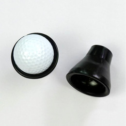 Wholesale Hot Golf Putter - Hot Sale Rubber Golf Ball Retriever Tools Pick Up Ball Putter Grip Retriever Device Suction Cup Pickup Screw Golf Training Aids MD0121