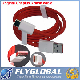 Wholesale Dash Data - 100% Original for Oneplus 3 USB 3.1 Type C Charger Cable Dash Type-C Fast Charging Data Sync USB-C Cabel For Oneplus 3 2 One Plus 3T