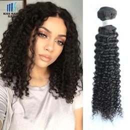 Wholesale Virgin Indian Curly Braid Hair - Top Quanlity Braid Virgin Hair 3 Bundles Afro Kinky Curly Style Jerry Curly Raw Virgin indian Hair Weave Unprocessed Remy Human Hair