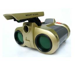 Wholesale Plastic Spotlights - Wholesale- 2016 new children telescope binocular telescope portable pop-up spotlight on a series of toys