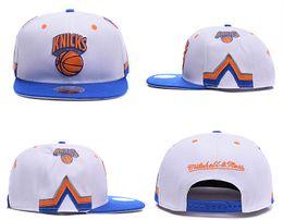 Wholesale Snapback Caps New York - 2017 Fashon New york Adjustable knicks Snapback Hat Thousands Snap Back Hat For Men Basketball Cap Cheap Hat Baseball Cap