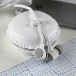 headset ecouteur Rabatt 2017 Macarons Design Kopfhörer Kopfhörer Headset für Xiaomi Samsung Iphone MP3 Player Nette Ecouteur Auriculares Kopfhörer Sport