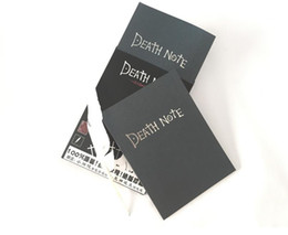 Wholesale Death Note Pen - New Hot Sale Death Note Notebook & Feather Pen Book Japan Anime Writing Journal