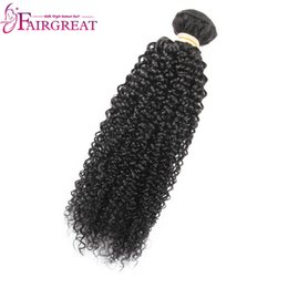 Wholesale Curly Machine Price - Wholesale Price Brazilian Curly Human Hair Weave Bundles 1Piece