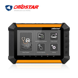 Wholesale Auto Mileage Correction Tools - Original OBDSTAR X300 DP PAD Full Package with EEPROM Adapter Free update for 1 year X 300 DP Auto Diagnostic Tool free shipping