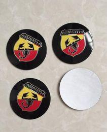 Badge FIAT Abarth pour la couverture de roue de voiture ? partir de fabricateur