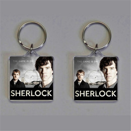 2019 llave de visión Llavero Sherlock 20 piezas - BBC Sherlock Holmes Llavero inspirado visión 2 rebajas llave de visión