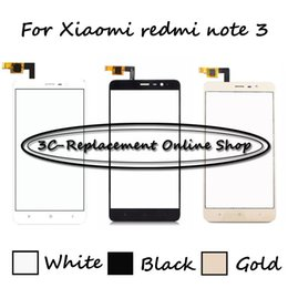 Wholesale Xiaomi Rice - Wholesale- For Xiaomi Red Rice Hongmi Redmi Note3 Note 3 Pro   Redmi Note 3   Prime digitizer touch screen display Free shipping