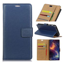 Wholesale Lenovo Flip Covers - Wallet Case Flip Cover Samsuang note8 Lenovo K8 Huawei Honor Phone Cases 9 for Magnet PU Leather Cases Back Covers with Card Slot OPP Bag