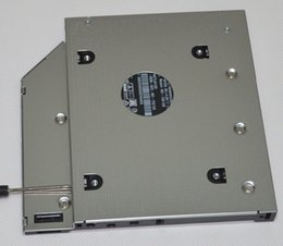 Wholesale Hdd For Asus - Wholesale- 2nd Hard Drive SATA HDD SSD Caddy For Asus A40 A41 A52 K42 K52 A52J Swap UJ890
