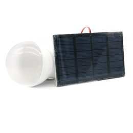 Wholesale Used Solar Panel System - Outdoor Indoor Solar Lamp Powered led Lighting System Light 1 Bulb solar panel Low-power camp nightfair travel used 5-6hours