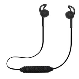 Wholesale Mobile Bluetooth Earpiece - Bluetooth Earphone Wireless Headset SweatProof Sports Earpiece Stereo Earphones with Microphone for Mobile Phone