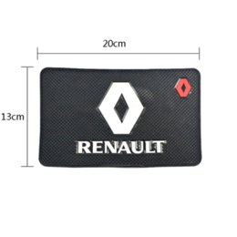 Wholesale Car Duster Case - Car-styling new style mat Interior accessories case for Renault megane 2 3 duster logan clio laguna 2 captur car styling