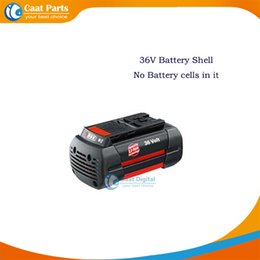 Wholesale Bosch Quality - Wholesale-Free shipping! Lithium Ion Power tool battery plastic case material and hardwares for Bosch 36V. High-quality! Hot sale!
