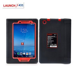 Wholesale Launch X431 V - Launch X431 V 8inch Tablet Wifi Bluetooth Full System Diagnostic Tool Two Years Free Update Online X431 V