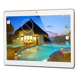"Wholesale Android Tab Inch - Wholesale- 3G Android 5.1 Tablets PC Tab Pad 10 Inch IPS Screen MTK Quad Core 2GB RAM 32GB ROM Dual SIM Card WIFI GPS 10"" Phablet"