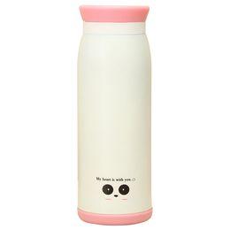 Wholesale Travel Mugs Wholesale China - Wholesale- Practical Thermos flask Vacuum Vacuum Bottle, Travel Mug Water Bottle with Creative Cartoon, 500 ml Stainless Steel Deer