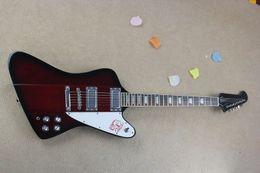 Wholesale Thunderbird String - Free shipping Firebird Thunderbird three electric guitar pickups guitar