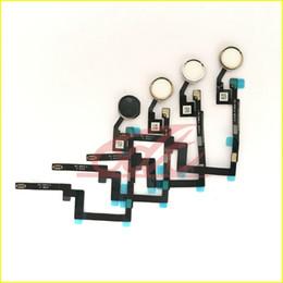 2019 cavo ipad mini casa pulsante flessibile Tasto Home Flex Cable Ribbon per Ipad mini 3 A1599 Parti di ricambio complete per assemblaggio completo cavo ipad mini casa pulsante flessibile economici