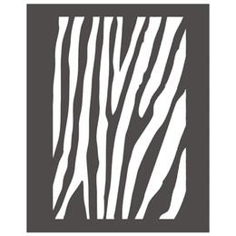 Zebra wanddekor online-Kreide Zeichen - Zebra Print Wand Kunst Dekoration Tafel Zeichen, Raum Kunst Dekoration, Haus und Küche Tafel Shop Wall Decor