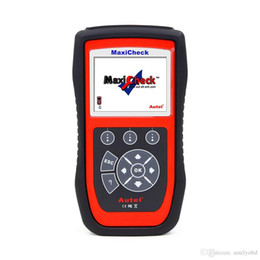 Wholesale Ford Service Tools - Original AUTEL MaxiCheck Airbag ABS Light Service Reset Tool Update online DHL free