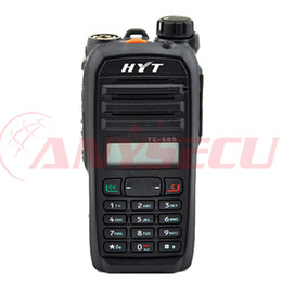 Wholesale Cheap Way Walkie Talkies - Direct buy china cheap HYT walkie talkie TC-585 Multi-Frequency VHF transceiver from china