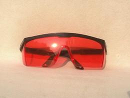 gafas sin polvo Rebajas Costo de envío gratis rojo impacto del polvo espejo de viento salpicaduras de control de sedimentos gafas de trabajo gafas de viento al por mayor de laboratorio