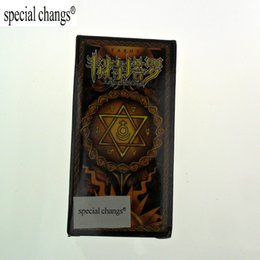 Wholesale Tarot Cards For Wholesale - Wholesale- Chinese Version Red Blue Choice Classical Waite Tarot Cards 78 PCS SET Tarot Deck for Divine Collec Instruction