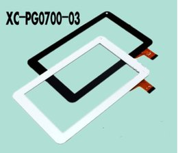 Argentina Al por mayor- Nueva pantalla táctil capacitiva de la tableta original de 7 pulgadas XC-PG0700-03 envío gratis Suministro