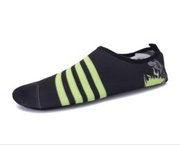 Wholesale Hunters Socks - 3MM Colorful Diving Neoprene Socks Black Beach Swimming Shoes Snorkeling Equipment Fins 24 Color size 35-46