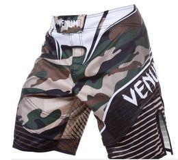 Wholesale Muay Thai Trunks - Free shipping New Fashion MMA Machida Fight shorts-Muay Thai boxing- Sports Trunks sport shorts Sport Camo Pants Beach Shorts Swim shorts