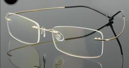 24d112504f Retail 1pcs non-screw rimless optical Eyeglasses frames for prescription  many colors available